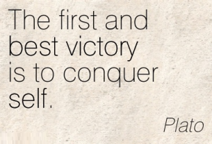 Conquer Self